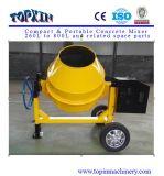 смеситель цемента стального барабанчика 800L подвижной