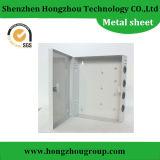 Fabricación del marco del metal de hoja para los componentes de la máquina