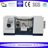 Qk1343 Draad die het Snijden CNC de Machine van de Draaibank voor de Pijpen van het Staal maken