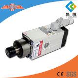 Gdz Luftkühlung-Spindel-Serie 2.2kw quadratischer asynchroner Wechselstrom-Spindel-dreiphasigmotor für das hölzerne Schnitzen