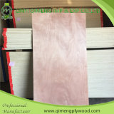 높은 Quality 2.2mm Okoume Door Skin Plywood From Linyi Qimeng
