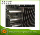 100% geschweißter Edelstahl Fin Tube 304 für Condensing Boiler