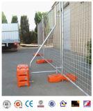 Heißes BAD galvanisierter temporärer Zaun