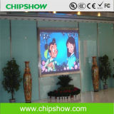 Pared a todo color de interior del vídeo de Chipshow HD LED Display-HD1.6 LED