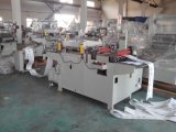 Label Cutting를 위한 PVC Adhesive Label Die Cutter Rewinder Machine Tools