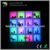 Plastic Color Changing LED Home Furniture