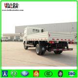 2017 cino mini camion del carico del veicolo leggero 4*4 del camion HOWO 4*2 di prezzi bassi con 6 rotelle