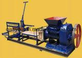 Het Blok die van de Stevige Baksteen van de klei Machine (WSDW) maken