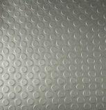 PVC à haute brillance de garantie parquetant le plancher de vinyle de plancher de bus de 2mm