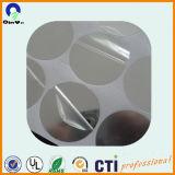 acrylBladen van de Voeten van de Kleur van 8mm de Transparante 8X4