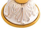 Amo d'ottone dell'abito del cappotto degli accessori Premium della stanza da bagno (BaQaB5002-EL-GD)