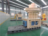 Maschinen für Wood Pellet mit Vertical Ring Die für Sale