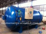 Autoclave de pression de fibre d'autoclave/carbone de fibre de carbone