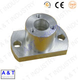 CNCによってカスタマイズされるアルミ合金または黄銅の旋盤の回転機械機械部品
