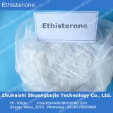 Progestogen-Hormon-Puder Ethisterone CAS 434-03-7