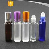 8ml 10ml berijpte het Blauwe Broodje van het Glas op Fles voor Essentiële Olie met Zwart GLB