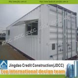 Office를 위한 40ft Prefab Modular Container House