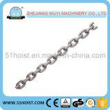 La catena del caricamento dell'acciaio legato della qualità superiore G80 ha lucidato