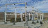 Magazzino prefabbricato della struttura d'acciaio della tettoia (SL-0049)