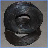 Бандажная проволока нежности высокого качества гальванизированная и черная обожженная