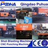 Feeding PlatformのCNC Punching Machine