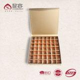 A caixa do chocolate/corrugou a caixa/caixa da flauta/caixa da caixa/caixa rígida/caixa de papel/caixa de presente