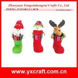 Weihnachtskunst-Dekoration-aufblasbares Weihnachten der Weihnachtsdekoration-(ZY14Y155-1-2-3-4)