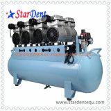 Compresor de aire del equipo dental para la unidad dental (una para ocho)