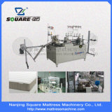 Horizontale nähende Matratze-Rand-steppende Maschine