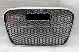 Façade argent Auto Grille de voiture pour Audi RS6 2013 »