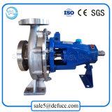 Pompe centrifuge d'eau de mer de l'aspiration Ss304 simple matérielle