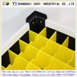 Feuille en plastique de polycarbonate pour l'emballage/rotation de produit industriel