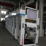 8 Color Rotogravure Printing Machine for Plastic Film