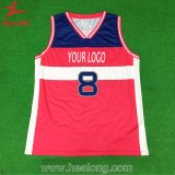 Healong personaliza o basquetebol Jersey do Sublimation