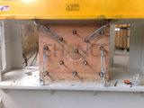 O Hf curvou a imprensa da madeira compensada