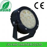 illuminazione dell'indicatore luminoso e di paesaggio del giardino di 12W LED (JP-832121)
