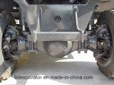 車輪の掘削機か小型掘削機Bd80