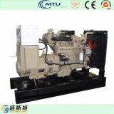 Комплект генератора трехфазной силы 200kw AC молчком с двигателем дизеля