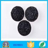 Importaciones del carbón activado refinamiento del oro de las materias primas de Coconutshell
