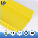 Caniveau accrochant de conduit de fibre d'UL RoHS PVC/ABS