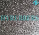 Stuoia di gomma della scuderia della polvere dell'anti di franamento dispositivo di blocco del nero