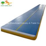 De lichtgewicht Duurzame Opblaasbare Mat van de Gymnastiek voor Verkoop