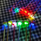 Micro USB와 iPhone5를 위한 LED Cartoon USB Cable