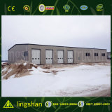 PrefabHuis van het Staal van de Leverancier van China het Lichte Q345 met Ce