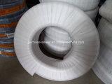Plastique PVC Vert Clair Transparent Fil en acier Tube en spirale pour irrigation Tuyau industriel à l'eau