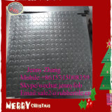 Diamond Tread Checker Padrão Runner Flooring Garage Rubber Sheet