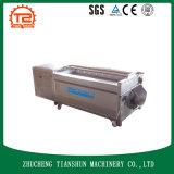 ブラシのローラーTsxm-12を持つサツマイモの洗濯機かピーラー
