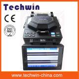 Splicer Tcw605 сплавливания оптического волокна цифров сведущий для конструкции линий хобота и FTTX