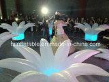 Украшение венчания нового тавра романтичное раздувного цветка