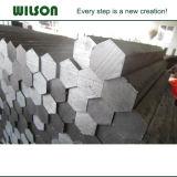 Roestvrij staal 201 304L 316L 410 420f 430f 440c F9 F51 Hexagon Staaf